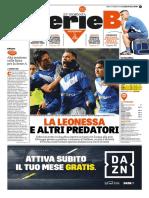 La Gazzetta Dello Sport 09-02-2019 - 23a Giornata