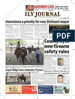 San Mateo Daily Journal 02-09-19 Edition