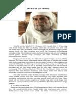 Abu Bakar Ashsiddiq