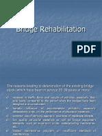 Bridge RehabilitationX