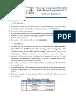 NTU BDC 2019 - Rules & Regulations (Registration)