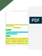 Planteamiento Del Problema, Cromatografia(1)