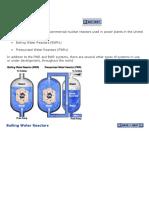 Types of Reactors 2
