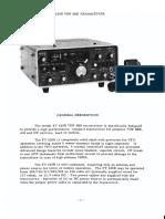 Ft620b Manual