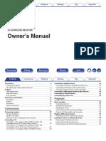 Avr-s540bte3 Eng PDF Im v00