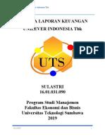 UAS ALK Ganjil 2018-2019 Sulas