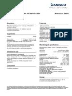 Danisco Choozit Brand - Penicillium Candidum, SAM3 LYO 10 D