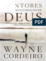 Mentores Segundo o Coração de Deus - Wayne Cordeiro