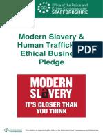 Modern Slavery Ethical Statement