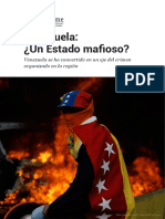 Venezuela Estado Mafioso InSight Crime Observatorio de Crimen Organizado