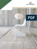 Brochure of Cork Flooring