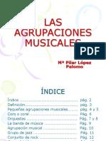 53743362-Agrupaciones-Musicales.ppt