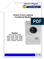 Dryer ED52