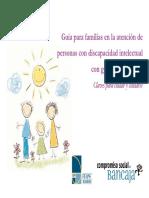 Guia Para Familias Cuidadoras de Pcdi