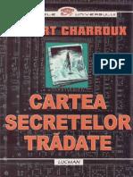 Robert Charoux - Cartea secretelor tradate #1.0~5