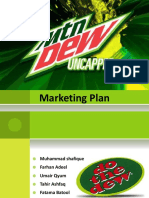 19422658-Marketing-Plan-on-Mountain-DEW.ppt