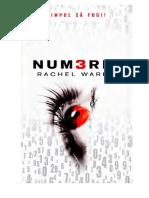 Rachel Ward - Numere #1.0~5