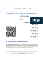 Manual Integtracion DLL