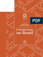 Positivismo Brasil Torres