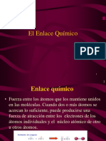 Diapositiva de Enlace Quimico