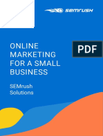 Semrush Ppc Tools for Small Business
