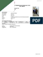 Spk m86272 Sapto Setiawan