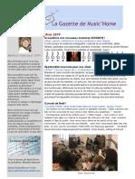 gazette musichome hiver 2019