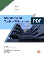 Standerdised Tools of Education