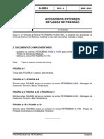 Norma N-2054 - Petrobras - Acessórios Externos Para Vasos de Pressão.pdf