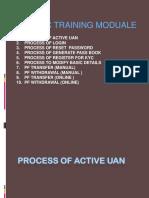 PF Training