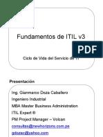 Anexo - ITIL V3 Introduccion NH v2