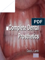 Complete Dental Prosthetics