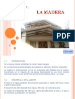 Estructuras de Madera Tema1