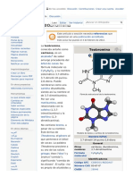 Teobromina Wikipedia La Enciclopedia Libre