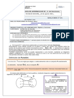 Mat_ 8°básico N°4 FUNCIONES 2.pdf - Universidad de Santiago de ...