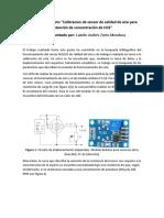 Informe 2-Sensor de CO2