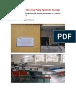 CEPAC - Centro Educativo Padre Agostinho Castejón