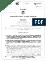 Resolución 693 de Agosto 10 de 2018