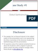 Presentation - Global Ophthalmology Case Study