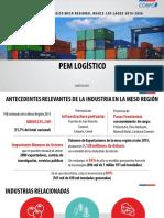 Plan desarrollo logístico