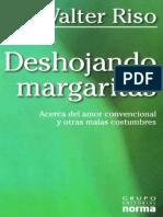 Desojando Margaritas Walter Riso