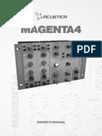 Magenta Manual
