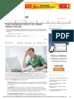 Cinco Maneras Reales de Ganar Dinero Online _ Emprendedores _ Territorio Pyme