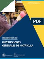 2019 18-12-13 Instrucciones Matricula p2019