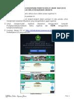 Panduan Registrasi DIKLAT JARAK JAUH