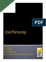 Oc Pharmacology