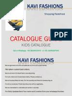 Kavi Fashions Kids