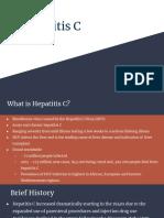 hepititis c