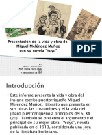 Power Point de Miguel Melendez Munoz Con Yuyo