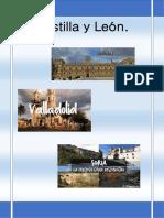 Viaje Castilla y León, Eugenio.